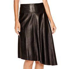 jcpenney.com | Worthington® Faux-Leather Asymmetrical Skirt