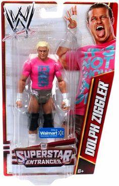 WWE Basic Exclusive Superstar Entrances Dolph Ziggler Action Figure by Mattel. $20.25. WWE Basic Superstar Entrances Exclusive Dolph Ziggler