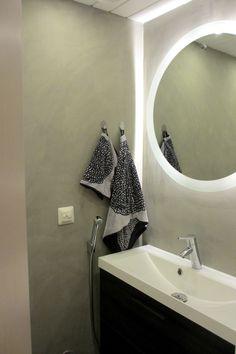 Katin Kokeelliset Remontit: Lukijan ihanasti uudistettu WC
