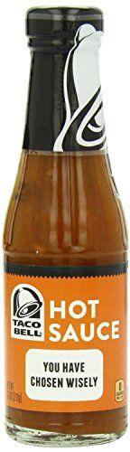 Taco Bell Home Originals, Hot Restaurant Sauce, 7.5 Oz (Pack of 2) Taco Bell http://www.amazon.com/dp/B0058DKCO8/ref=cm_sw_r_pi_dp_SFvMvb19M9A2V