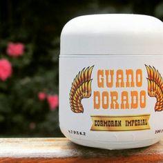 Guano Dorado de Comoran Patagonico Imperial
