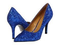 Nine West Flax (Blue Electra-IP Glitter)