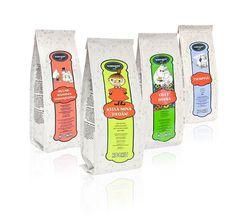 Muumi irtotee Product Design, Bottle, Flask, Merchandise Designs, Jars