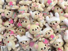 Discover cute images shared by on We Heart It Rilakkuma, Japanese Aesthetic, Pink Aesthetic, Softies, Plushies, Sanrio, Cute Room Decor, Cute Stuffed Animals, Doja Cat