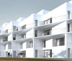 43 logements collectifs - Mérignac : Nicolas Reymond Architecture & Urbanisme