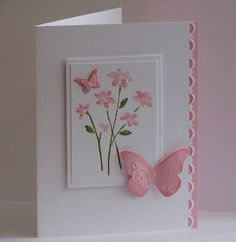 stampin up cards | Stampin' Up/Handmade Cards / On The Fringe: January 2010