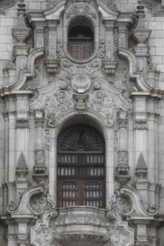 Museo Palacio Arzobispal de Lima - Peru.