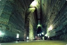 Inside the Slanic salt mine in Romania Romania Travel, Famous Castles, Bun Bun, European Tour, Medieval Castle, Built Environment, Bucharest, Historical Sites, Where To Go
