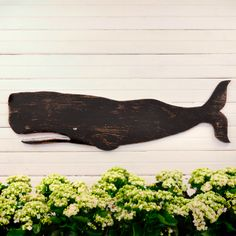 Black folk whale art nautical decor whale folk art coastal decor wall art wood whale black whale - Black Whale Folk Art Nautical Decor Whale Art by HavenAmerica - Coastal Cottage, Coastal Style, Coastal Decor, Wood Wall Art, Wall Art Decor, Arte Bob Marley, Enchantment Of The Seas, Whale Decor, Crab Decor