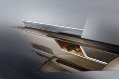 BMW designworksUSA: singapore airlines first class design - designboom