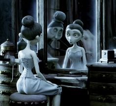 Corpse Bride [Tim Burton Mike Johnson, 2005]