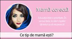 Ce tip de mamă ești?