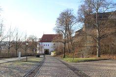 Auf dem Burgberg