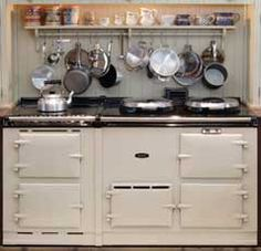 Amy Willcock's Aga * She helped Kirstie cook on Kirstie's Homemade Christmas