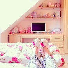#cute #bedroom