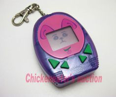 97' Talking Nano Puppy Virtual Pet Game Playmates Toy