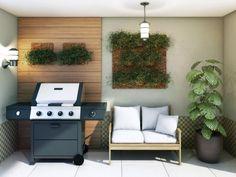 Confira 10 projetos de varanda gourmet para você se inspirar | Leroy Merlin