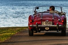 MGA 1956, photo Anders Riise, owner Thor Sørensen