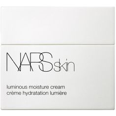 NARSskin Luminous Moisture Cream, 50ml ($66) ❤ liked on Polyvore featuring beauty products, skincare, face care, face moisturizers, fillers, beauty, makeup, cosmetics, white fillers et nars cosmetics