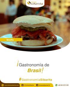 ¿Gustas un rico sandwich de roast beef a la Brasileña? ¡En tu próxima Experiencia Sibarita en Brasil, nos vamos a asegurar que no te pierdas lo mejor de la #GastronomíaSibarita.