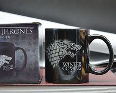 Game of #thrones - #winter is coming #coffee tea mugs mug cup gift present,  View more on the LINK: 	http://www.zeppy.io/product/gb/2/291541563721/