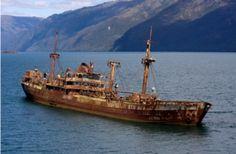 ritrovamento della SS Cotopaxi