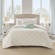 Harbor House Cannon Beach King Comforter Set Bed & Bath – Comforters: Down & Alternative – Macy's - My Home Decor Comforter Sets, Beach House Interior, Bedding Sets, King Comforter Sets, Bedroom Decor, Coastal Bedrooms, Home Decor, Beach Comforter, Harbor House