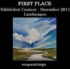 Nibblefest Art Contest - December 2011 - Landscapes