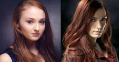 'X-Men: Apocalypse': New Jean Grey Will Emulate Famke Janssen -- Sophie Turner reveals where she was when she found out that she landed the Jean Grey role in 'X-Men: Apocalypse'. -- http://www.movieweb.com/x-men-jean-grey-sophie-turner-famke-janssen