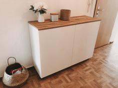 New Furniture, Furniture Projects, Home Projects, Furniture Storage, Ikea Inspiration, Flur Design, Bed Design, Ikea Decor, Diy Bedroom Decor