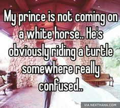 ... Prince Confused ...