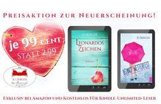 """Jo Berger: *** Preisaktion zur Neuerscheinung von """"Leonardos ..."""