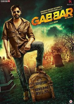 Gabbar Is Back Movie Review, Bollywood Movie Gabbar Is Back (2015) Review, Gabbar Is Back Box Office Reviews, Gabbar Is Back Critic Reviews Hit or Flop