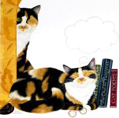 cats Anne Mortimer