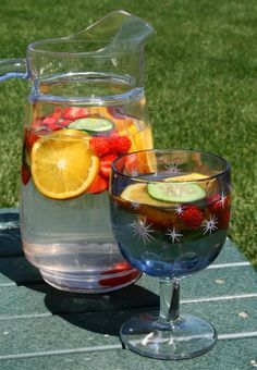 My Spa Water Obsession — Colourful Palate