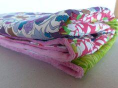 couverture tapis de jeux pour bébé en velours éponge par FeeHome Etsy Shop