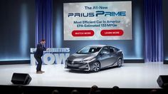 Toyota Exercise 2017 Prius Prime Tv Commercial Ad Advert 2016