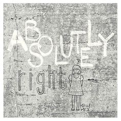 356200 Light Grey Graphic Wall Mural - Absolutely Right - Black And Light Wallpaper by Eijffinger