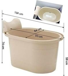 portable walk in bathtub. Small Hot Soak Portable Bathtub Fits Condo and HDB Bathroom  Take it up to the roof on your patio in backyard anywhere