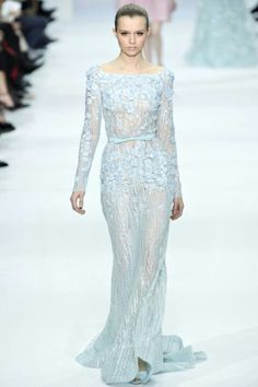 Love this sheer ice blue! Perfect for the Mother of the Groom. Ladies it's not always just about the bride, have fun!!!