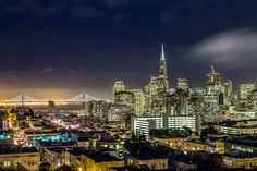 San Francisco Winter Holiday Lights  by DaveGordonPhotos on Etsy, $8.00