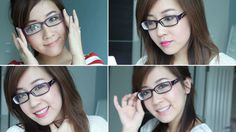 Flattering Makeup for Glasses