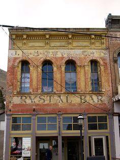 Virginia City    Crystal Bar