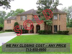 Cash for The Woodlands TX Houses, Fast Offers for The Woodlands TX Houses