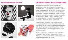 Newsletter Urban Arts - Arquiteta do Mês