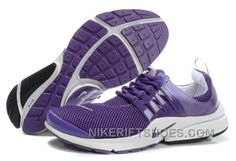 1d119cb0db0b 820-998388 Nike Air Presto Women Purpel White Black Christmas Deals XMaGx