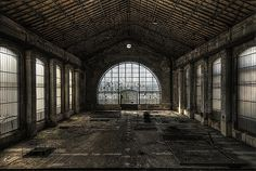 empty Powerstation by zampano_de, via Flickr
