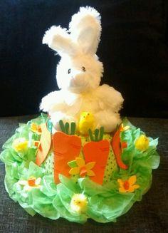 Easter Bunny Handmade Easter Bonnet hat boys / girls | eBay