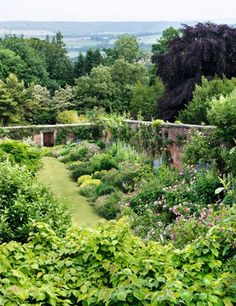 walled kitchen garden, especiallywould be nice to make some structure if we build in a paddock