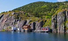 Quidi Vidi fishing villiage (Shutterstock)